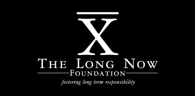 Afbeeldingsresultaat voor long now foundation