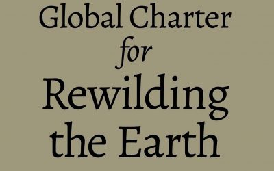 Global Charter for Rewilding the Earth: a joined strategy for the UN Decade on Ecosystem Restoration